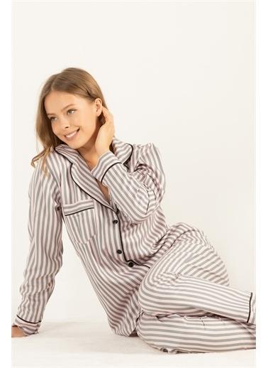 Doremi Pijama Takım Pudra